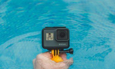 caméra-de-sport-étanche
